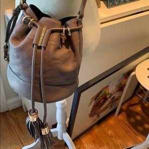See by Chloe Vicki Leather Bucket Bag